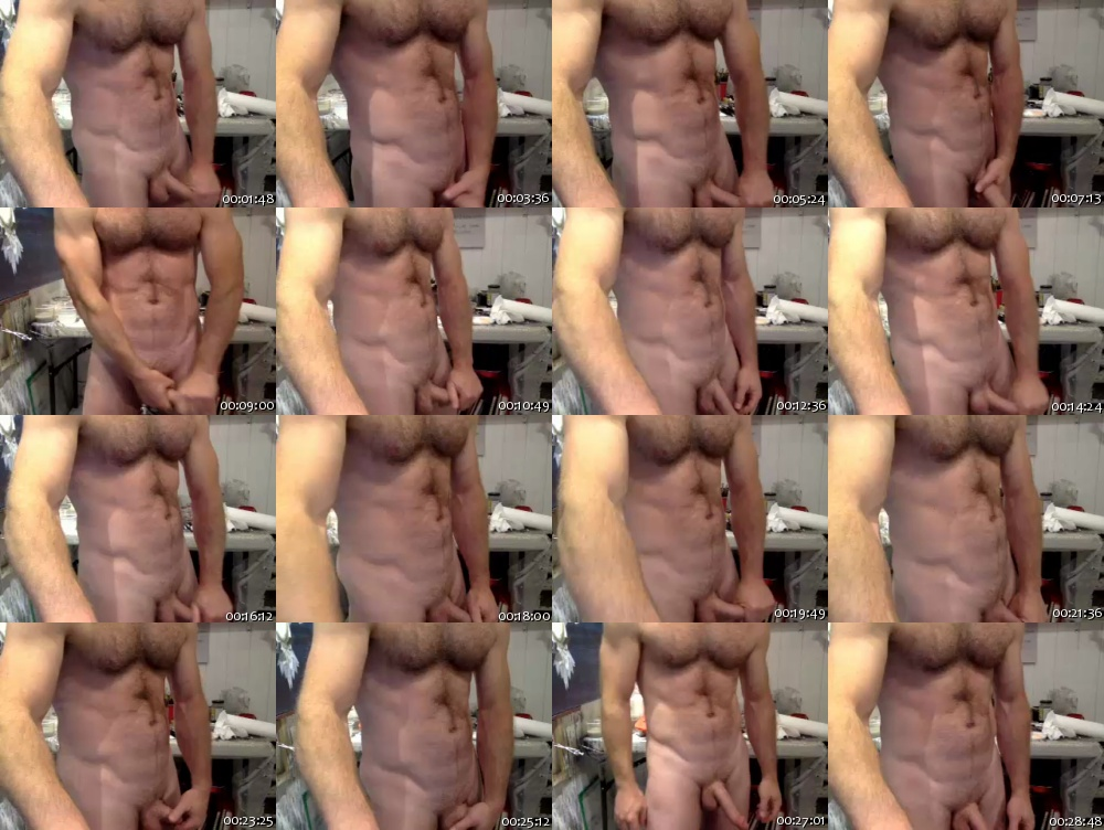 jeff_n_here Chaturbate 13-10-2017 Nude