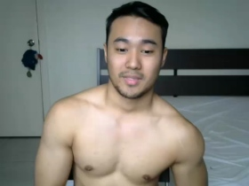 asian_boy619 Chaturbate 23-12-2017 Topless