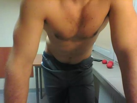 strongsexyguy 16/01/2018 Chaturbate