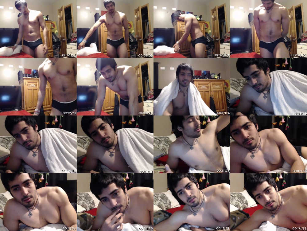muscle_god 14/03/2018 Chaturbate