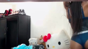 queengiselle ts 16-05-2018 Chaturbate