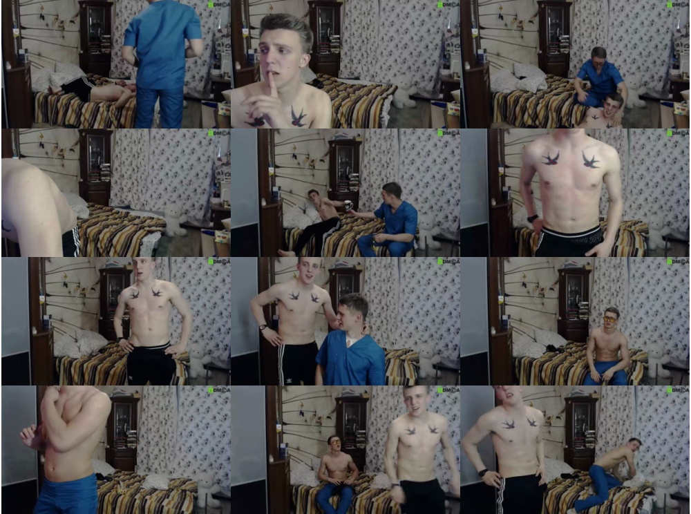 oliver_travis Chaturbate 17-05-2018 Download