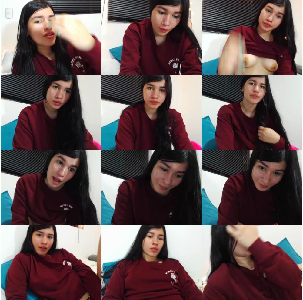 salome_smit1 12-07-2018 Cam4