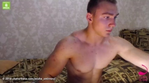 misha_smirnov 22/07/2018 Chaturbate