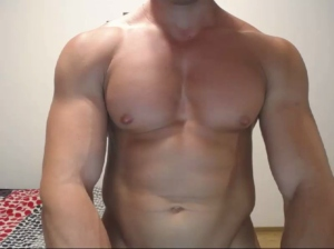 Image muscleasshot  [12-08-2018] Naked