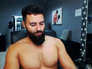 Image GlennMuscle  [23-08-2018] Naked