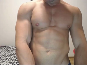 Image muscleasshot  [12-09-2018] Topless