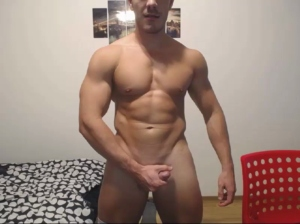 Image muscleasshot  [14-09-2018] Topless