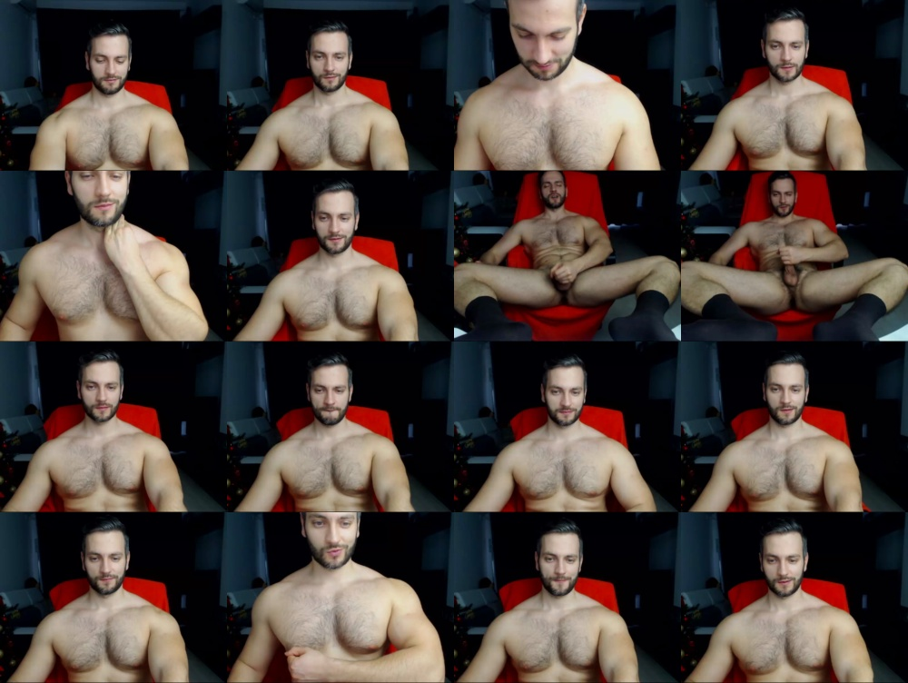 MarisMuscle  [24-12-2018] Cam