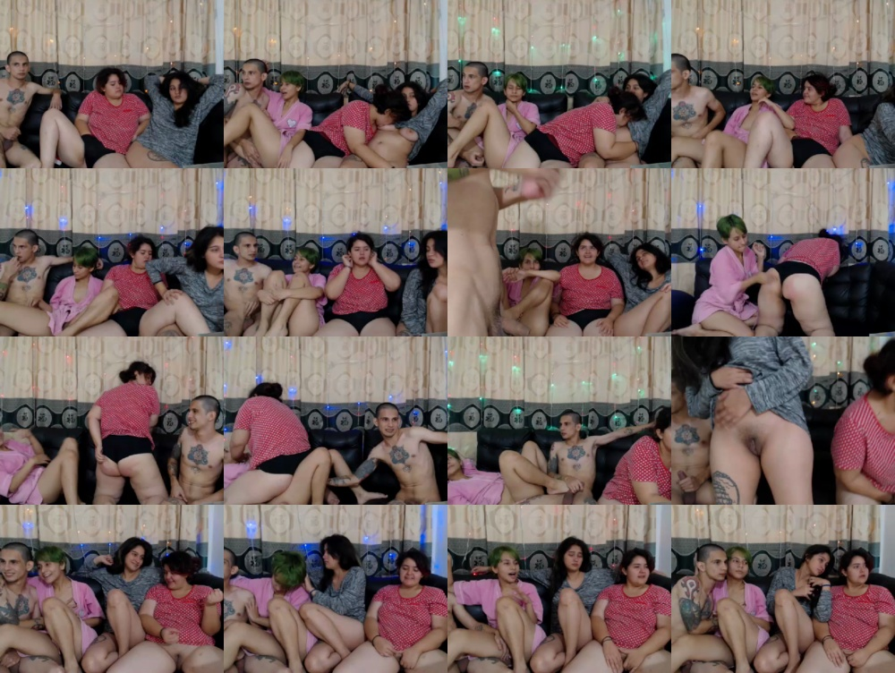 pussy_fries  [25-12-2018] Show