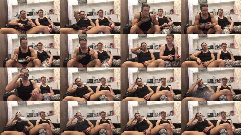 RusPaul  [25-12-2018] Webcam