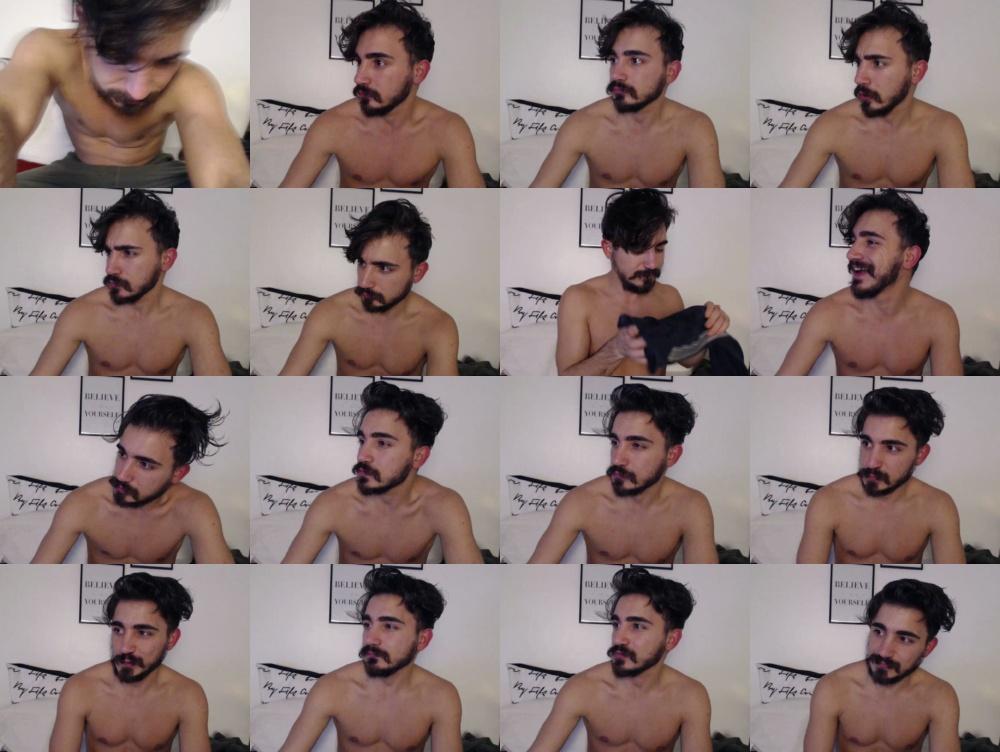 SilvioSEXY  [27-12-2018] Webcam