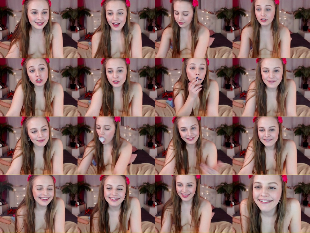 PamelaShiny  [27-12-2018] Webcam
