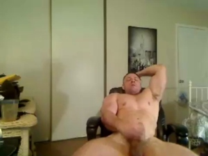 9fat_inches Chaturbate 05-01-2019 Topless