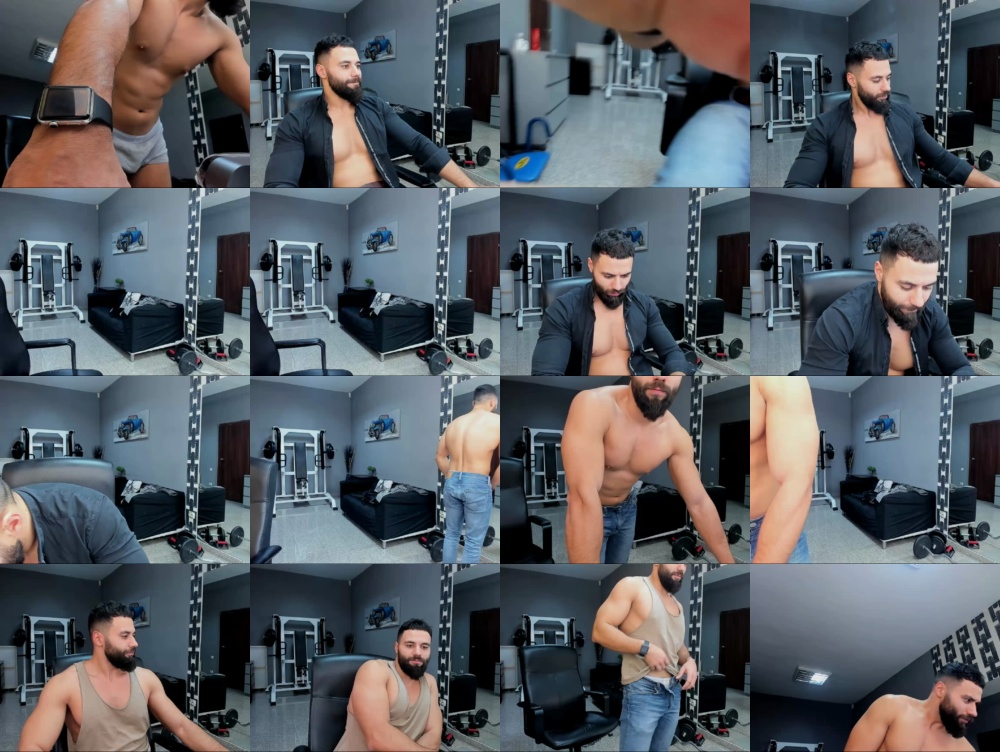 GlennMuscle Cam4 01-02-2019 recorded