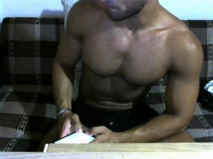 whitemuscle4 11-07-2019 Cam4