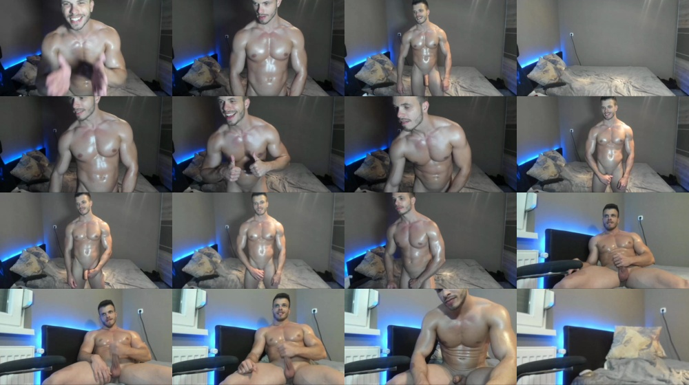 muscle955 Chaturbate [11-07-2019]