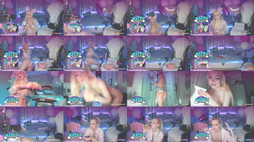 blondelashes19 Chaturbate [13-08-2019]