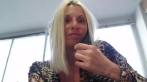 Image hot_blondiex  [29-10-2019] Webcam