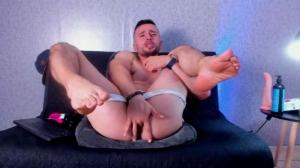 ThommyVilla Cam4 26-01-2020 Topless