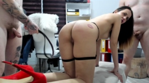 Image Tattoo_Couple77 Chaturbate 14-04-2020