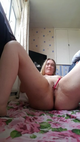 Image sexyblond91  [10-06-2020] recorded
