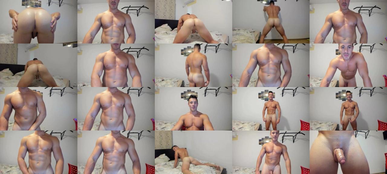 muscleasshot 01-08-2020 Cam4