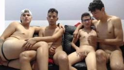 Thebestteam18 Chaturbate 14-08-2020 Video