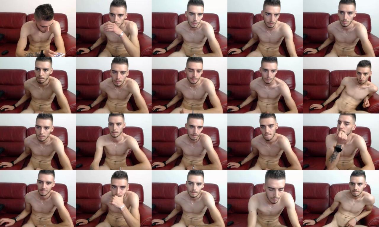 JamesTym Cam4 15-09-2020 Naked