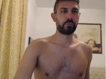 italysexyman Topless CAM SHOW @ Cam4 30-09-2020